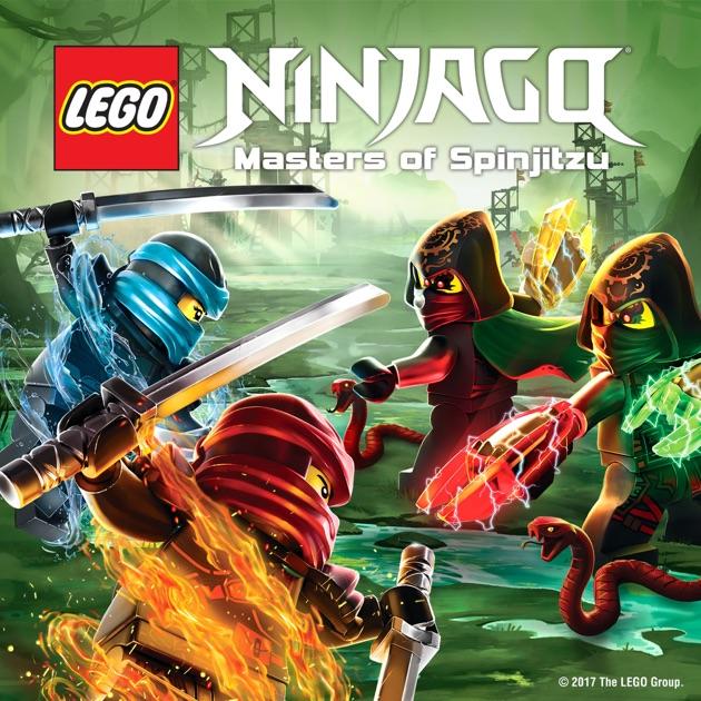 Lego ninjago saison 7 vf sur itunes - Ninjago saison 2 ...