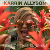 Karrin Allyson - Some of That Sunshine  artwork