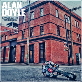 A Week At the Warehouse – Alan Doyle