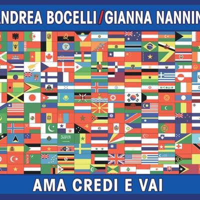 Ama Credi E Vai (Because We Believe) - EP - Andrea Bocelli