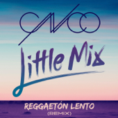 Reggaetón Lento (Remix)-CNCO & Little Mix