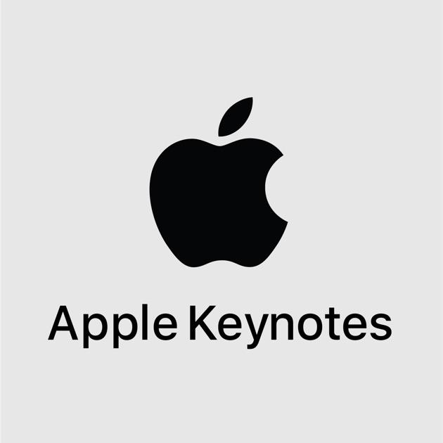 Apple Keynotes HD Von Inc Auf Podcasts