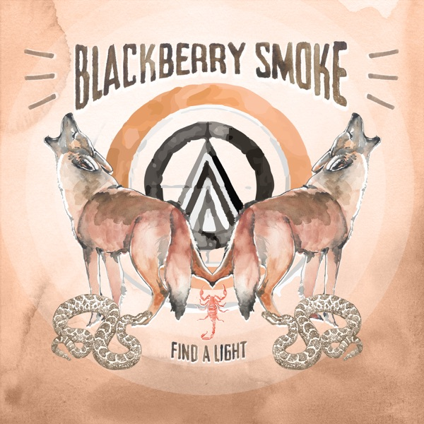 Find a Light Blackberry Smoke album cover