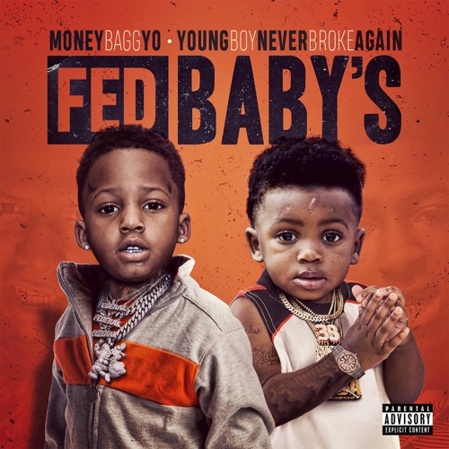 Moneybagg Yo & YoungBoy Never Broke Again - Fed Baby's