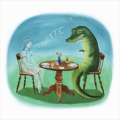 Etiquette - Casiotone For The Painfully Alone