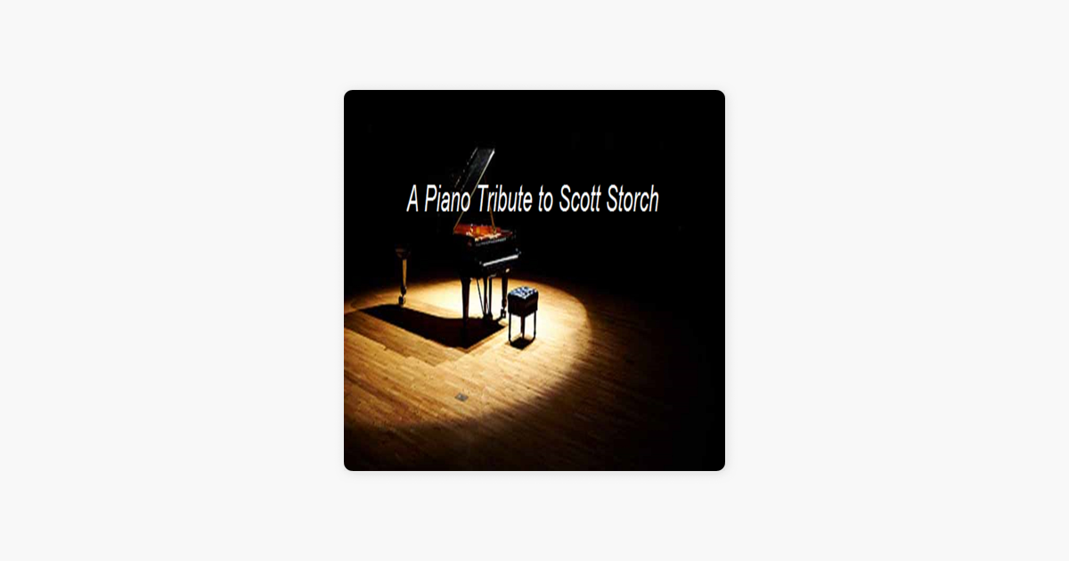 A Piano Tribute to Scott Storch - EP by Living Force