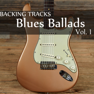 Blues Backing Tracks - Blues Ballads