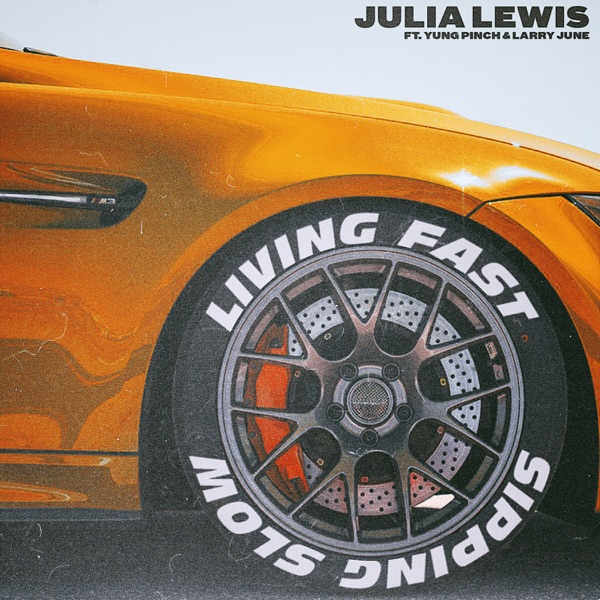Living Fast Sipping Slow (feat. Yung Pinch & Larry June) - Single