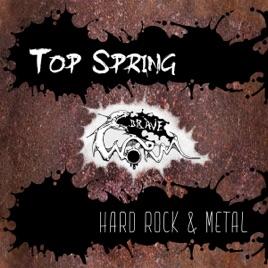 Top Spring Hard Rock & Metal - EP by Cherno, TMB & U-571