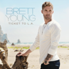 Brett Young - Change Your Name  artwork