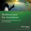 Robert Betz - Meditationen für den Autofahrer artwork