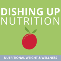 Podcast cover art for Dishing Up Nutrition