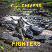 The Fighters (Unabridged) - C. J. Chivers Cover Art
