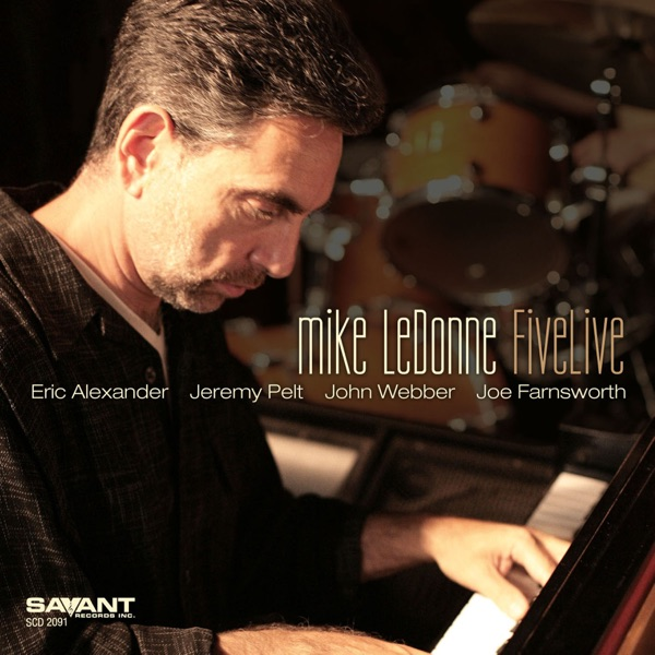FiveLive (Recorded Live at Smoke Jazz & Supper Club) [feat. Eric Alexander & Jeremy Pelt]