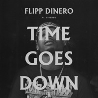 Time Goes Down (Remix) - Single - Flipp Dinero