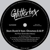 No Price (feat. Chromeo & Al-P) [Extended Mixes] - EP