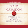 Diana Gabaldon - Written in my Own Heart's Blood  artwork