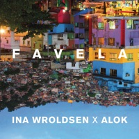INA WROLDSEN, ALOK - Favela Chords and Lyrics
