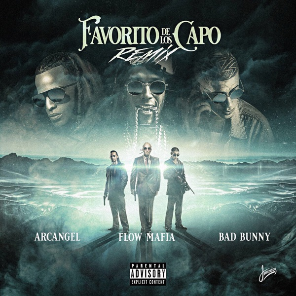 Favorito de los Capo (Remix) - Single