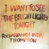 I Want to See the Bright Lights Tonight artwork