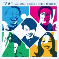 TA★1 - WITH (feat. VOG, etsuco, H!dE & 柴田知美) artwork