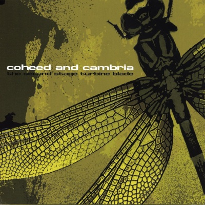 The Second Stage Turbine Blade (Re-Issue) - Coheed & Cambria