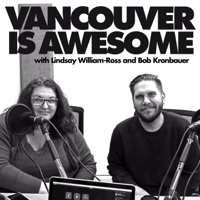 Podcast cover art for Vancouver Is Awesome