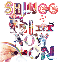 SHINee - SHINee THE BEST FROM NOW ON artwork
