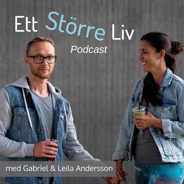 Ett Större liv - ESL03- Gäst Fredrik Binette