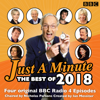 BBC Radio Comedy - Just a Minute: Best of 2018: 4 episodes of the much-loved BBC Radio comedy game (Original Recording) artwork