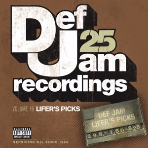 Def Jam 25, Vol 16 - Lifer's Picks: 298 to 160 to 825