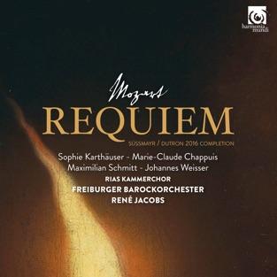 Mozart: Requiem, K. 626 (Süssmayr / Dutron 2016 Completion) – René Jacobs, RIAS Kammerchor & Freiburger Barockorchester