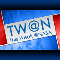 Podcast cover art for NASACast: This Week @NASA Audio