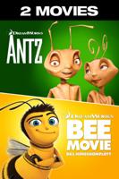 Universal Studios Home Entertainment - Antz & Bee Movie artwork