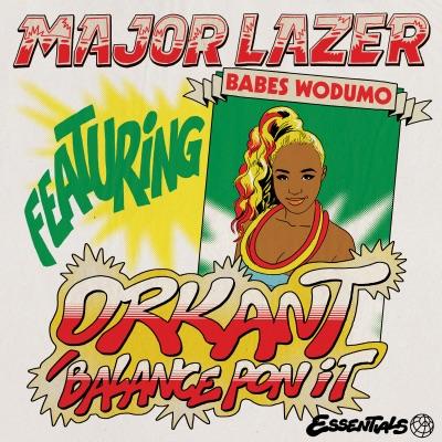 Orkant / Balance Pon It (feat. Babes Wodumo & Taranchyla) - Single - Major Lazer