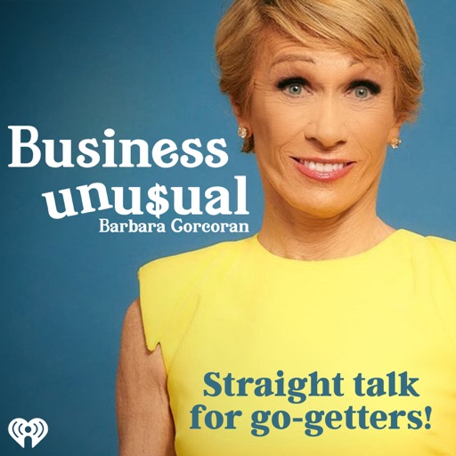Cover image of Business Unusual with Barbara Corcoran