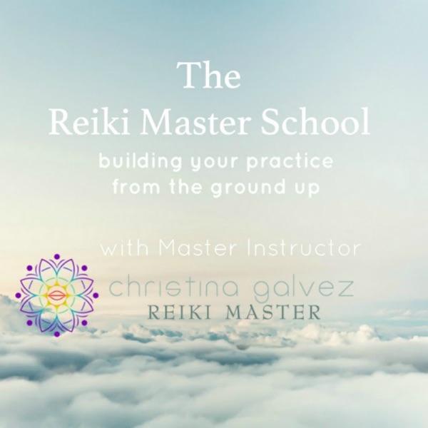 Reiki Mastery School with Instructor Christina Galvez Usui Shiki Ryoho Reiki Master