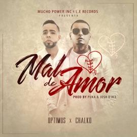 Mal De Amor Feat Chalko