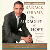Barack Obama - The Audacity of Hope: Thoughts on Reclaiming the American Dream (Abridged)  artwork