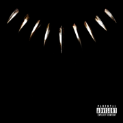 Black Panther The Album Music From And Inspired By - Kendrick Lamar, The Weeknd, SZA - Kendrick Lamar, The Weeknd, SZA