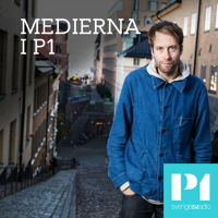 Podcast cover art for Medierna
