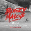 Run feat Rag n Bone Man DJ Q Remix Single