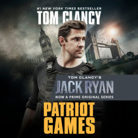 Patriot Games (Unabridged) audiobook