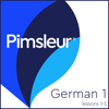 Pimsleur - Pimsleur German Level 1 Lessons 1-5: Learn to Speak and Understand German with Pimsleur Language Programs  artwork