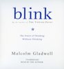 Malcolm Gladwell - Blink  artwork