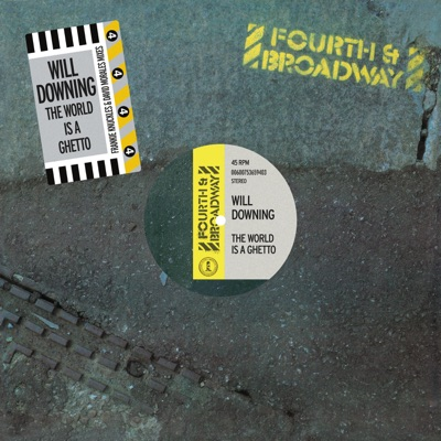 The World Is a Ghetto - Single - Will Downing