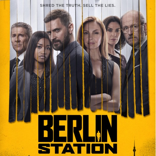 Berlin Station, Season 2 poster