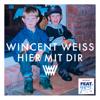Wincent Weiss - Hier mit dir  artwork