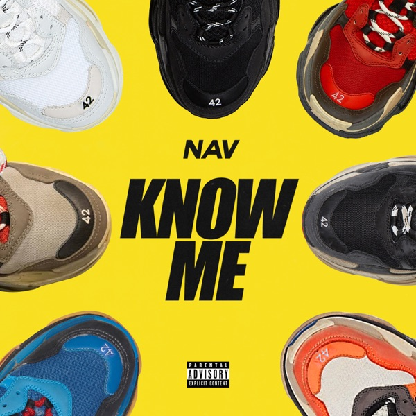 Know Me - NAV song image