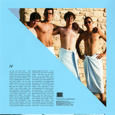 Time Moves Slow (feat. Sam Herring) - BADBADNOTGOOD song